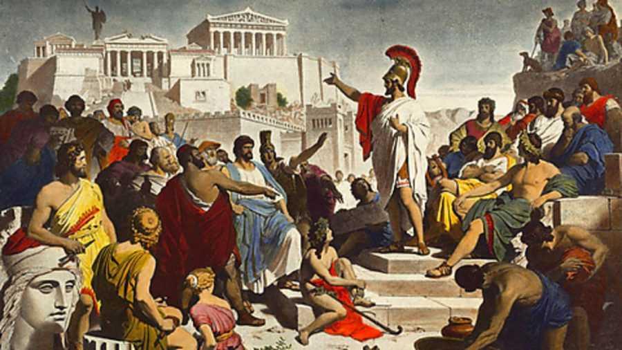 Qual é a Relação Entre a Mitologia Romana e Grega?
