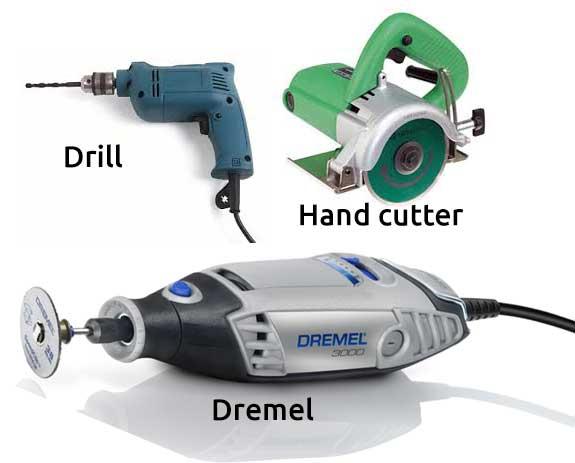 Drill & Dremel