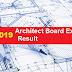 June 2019 Architecture Board Exam Result