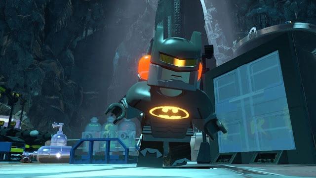 Imagem do LEGO Batman 3: Beyond Gotham