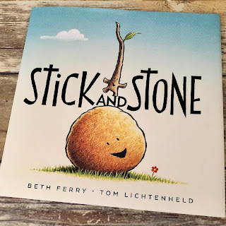 Stick and Stone Picture Book by Beth Ferry