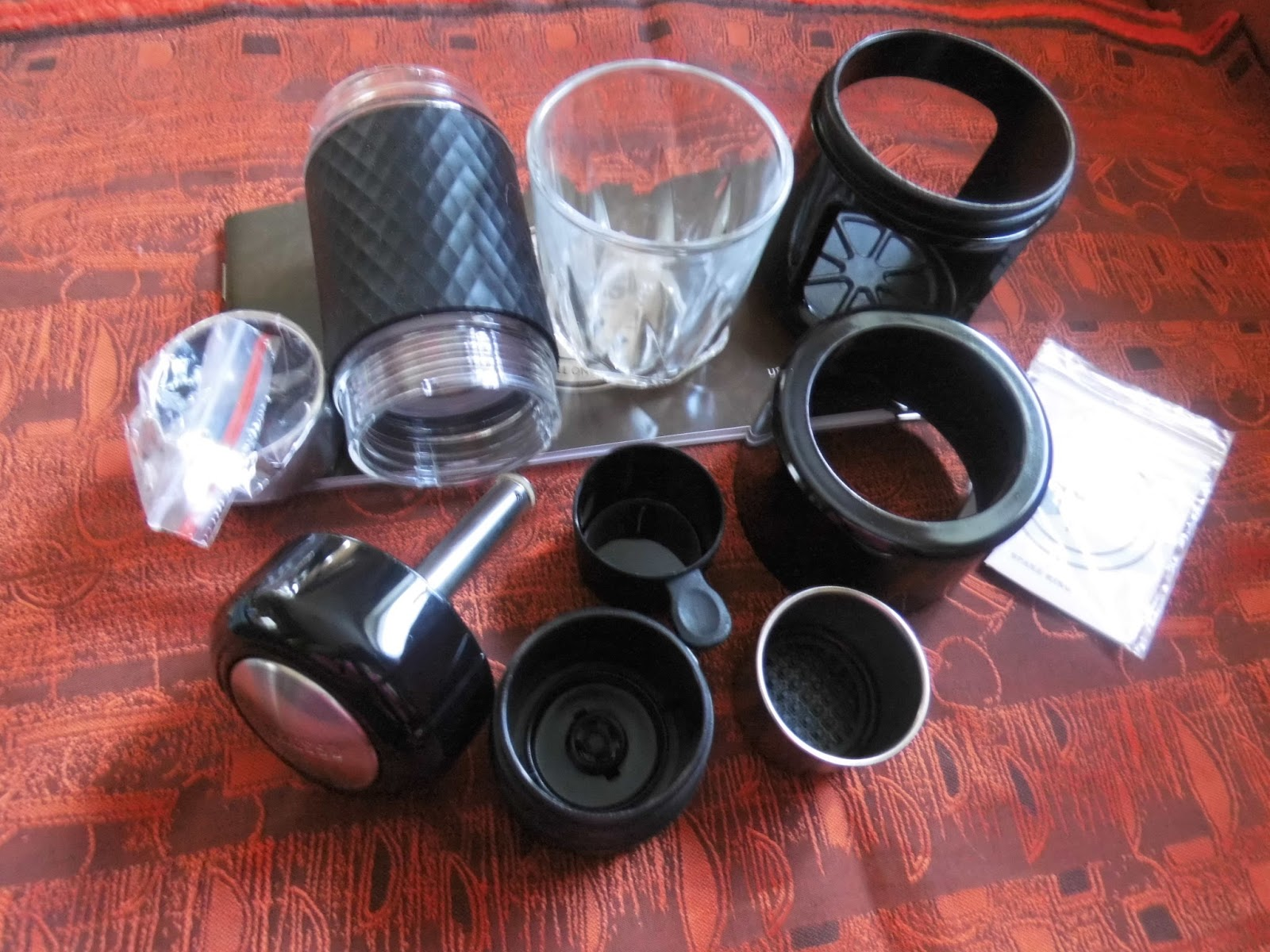 sunshine 39 s kleine welt espresso ohne strom zubereiten geht das. Black Bedroom Furniture Sets. Home Design Ideas