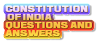 Constitution of India- Questions and Answers 31
