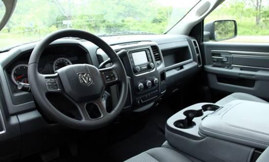 2017 Dodge RAM 1500 EXPRESS Review