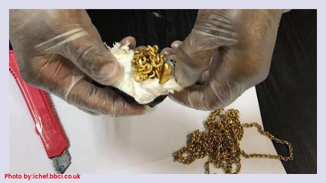 Warga China Ditangkap Saat Coba Selundupkan 1 kg Emas di Lubang Duburnya