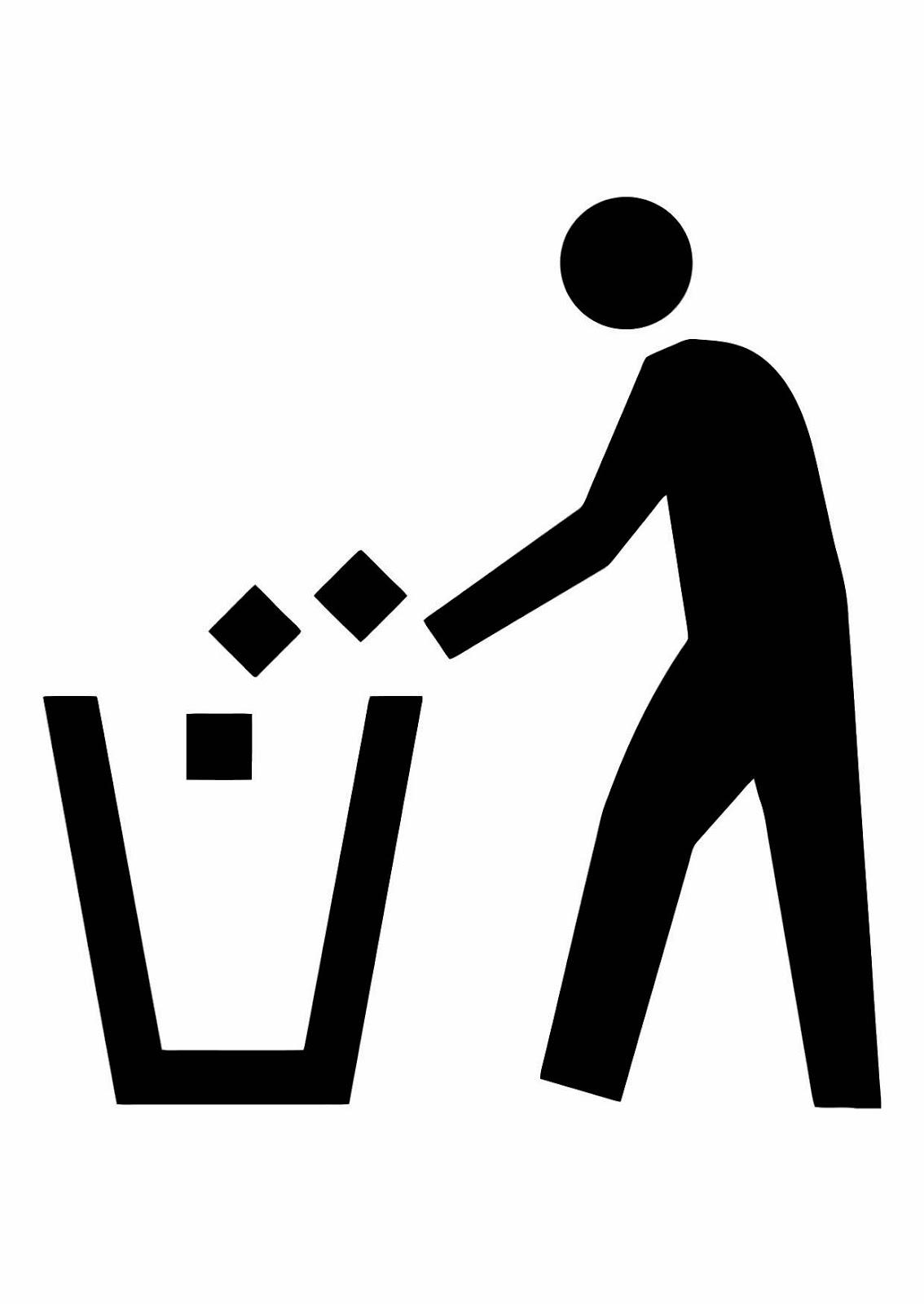 Buang Sampah Pada Tempatnya Logo : buang, sampah, tempatnya, Buanglah, Sampah, Tempatnya