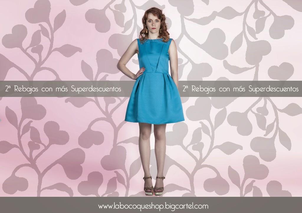 Segundas Rebajas 2014, ropa online, vestidos, compras