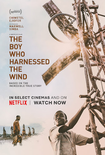 The Boy Who Harnessed the Wind (Web-DL 720p Dual Latino / Ingles) (2019)