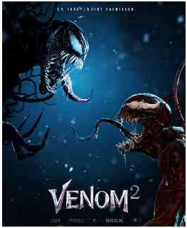 Venom 2 HD movie poster