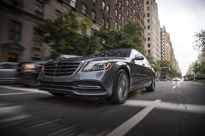 2019 Mercedes-Benz S450 Review
