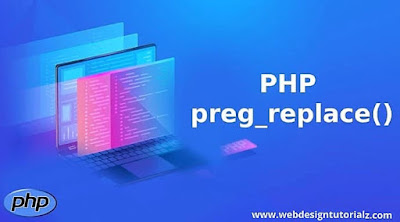 PHP preg_replace() Function