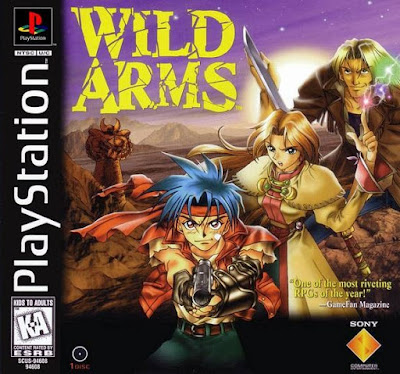 descargar wild arms playstation 1 por mega