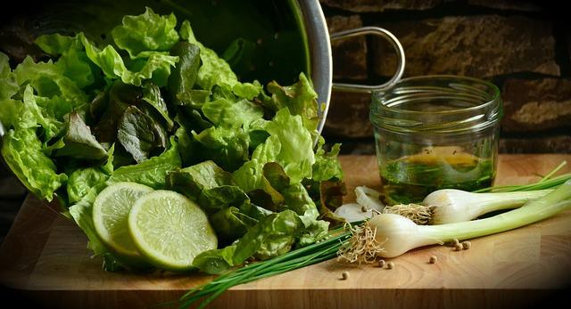 simple Green Salad recipe