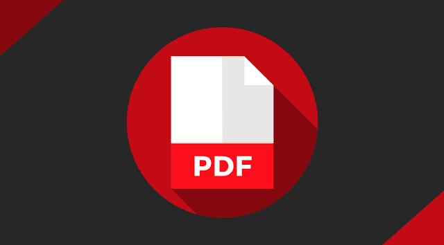 طرق تصغير حجم ملف بى دى اف pdf