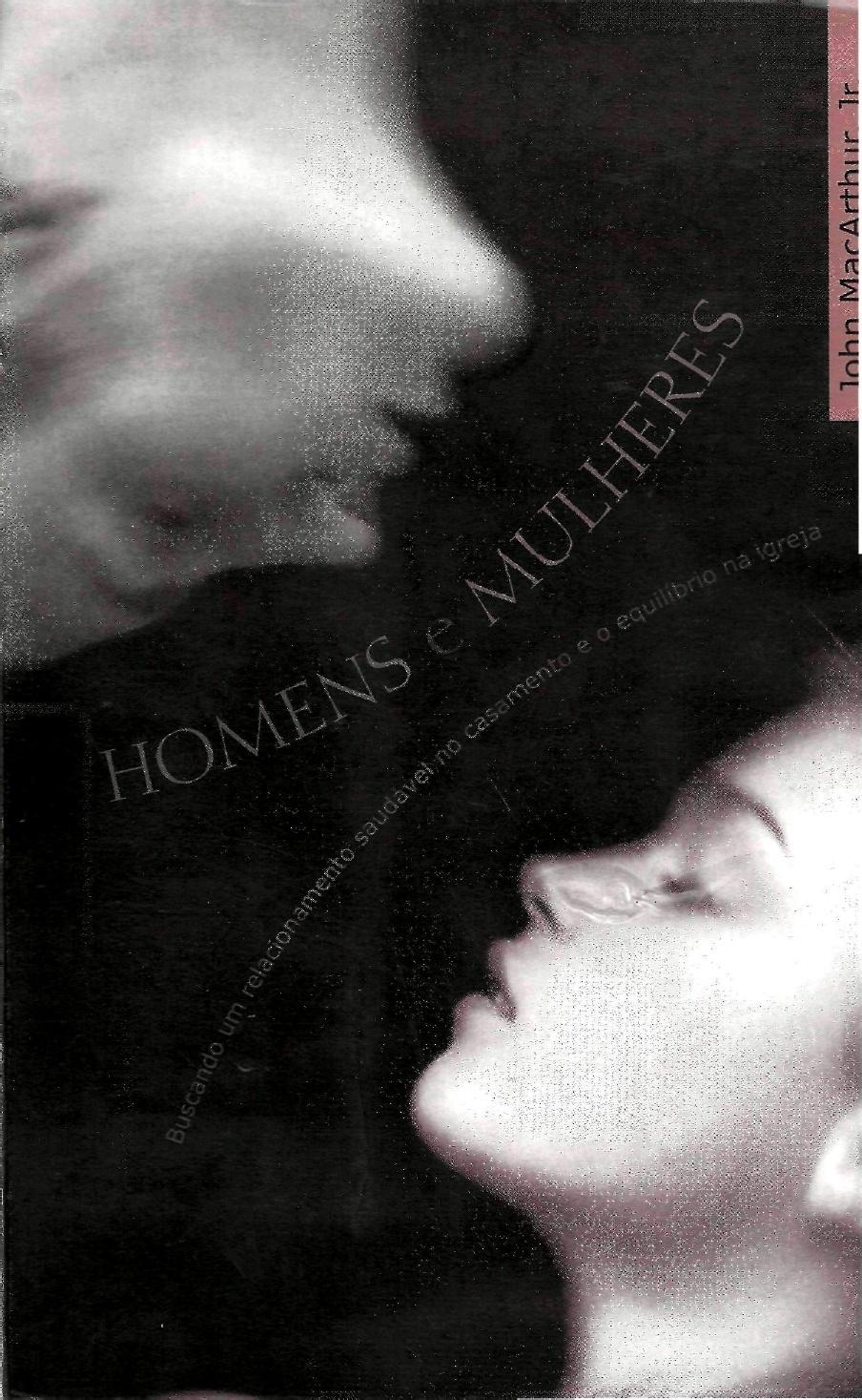 John MacArthur-Homens e Mulheres-