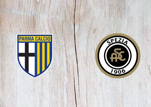 Parma vs Spezia -Highlights 25 October 2020