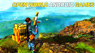 Open world Games Android