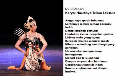 gambar kisah dalam Puisi Penari www.simplenews.me