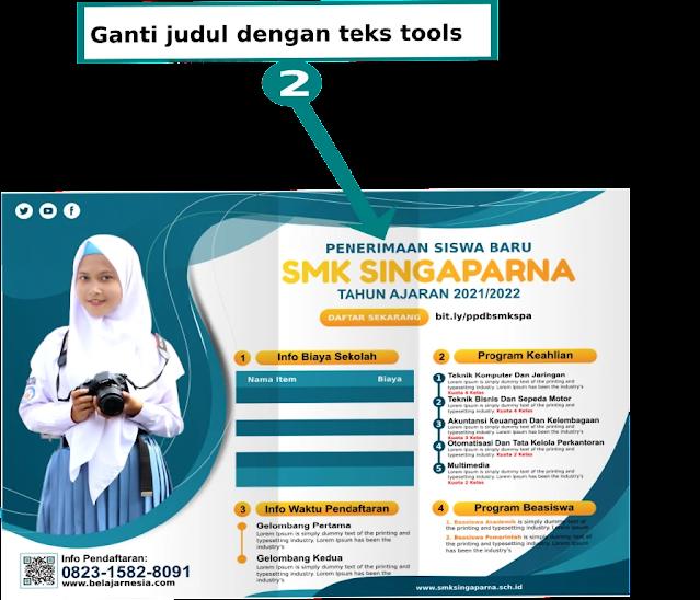File File :Download Desain Brosur Penerimaan Siswa baru SMK Gratis