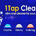 1Tap Cleaner Pro (clear cache, history, call log) v3.24 Apk for Android