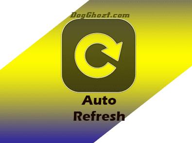 Fungsi Auto Refresh di Blog