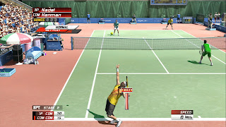 Virtua Tennis 3 screenshots