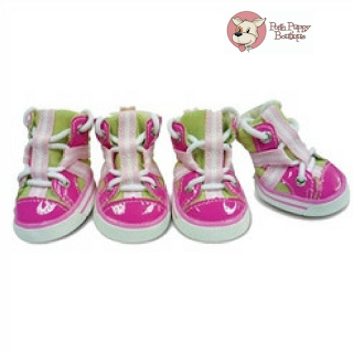 SPORTY SNEAKERS POPPY PINK