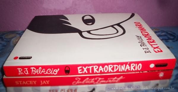 livro, Extraordinário, R. J. Palácio, Intrínseca, resenha, trecho