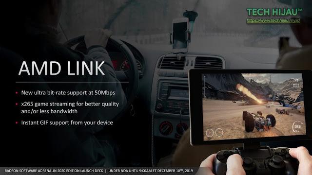 Tech Hijau™ — AMD Radeon Software Adrenalin 2020 Edition - AMD Link (2)