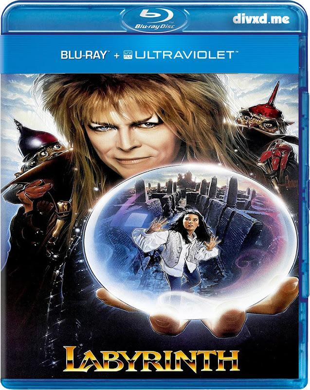 Labirent | Labyrinth | 1986 | BluRay | 1080p | x264 | AAC | DUAL