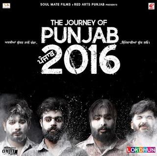 The Journey of Punjab 2016 720p WEB HDRip 800mb