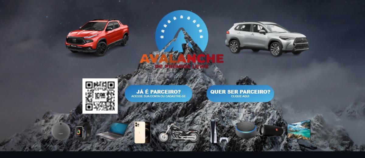 Promoção Lewe 2021 Avalanche de Prêmios