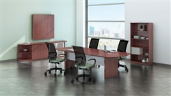 Mahogany Conference Furniture