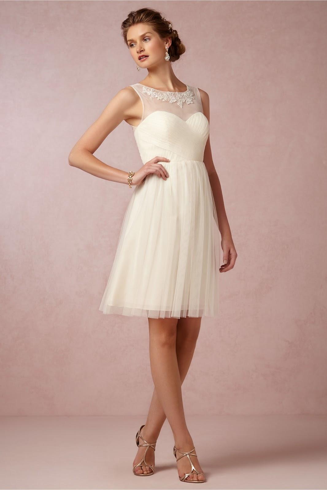 Vestidos de novia cortos ¡Maravillosas Tendencia en Outfits! | 101 ...