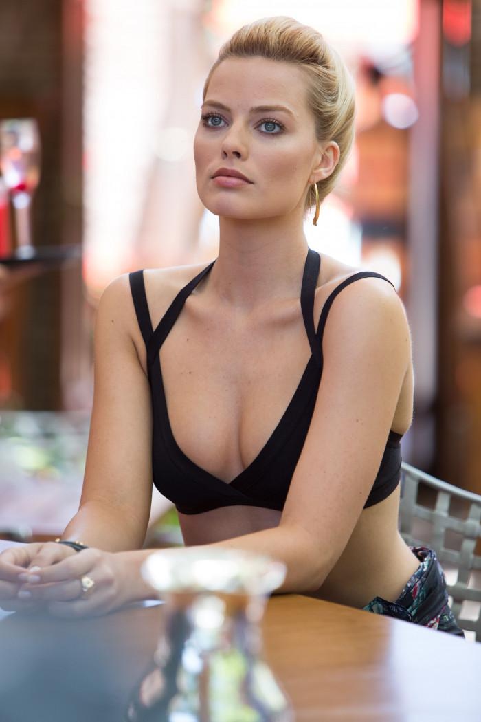 Stunning Margot Robbie