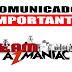 Comunicado Maxfly: Canais HDs em Breve - Confira