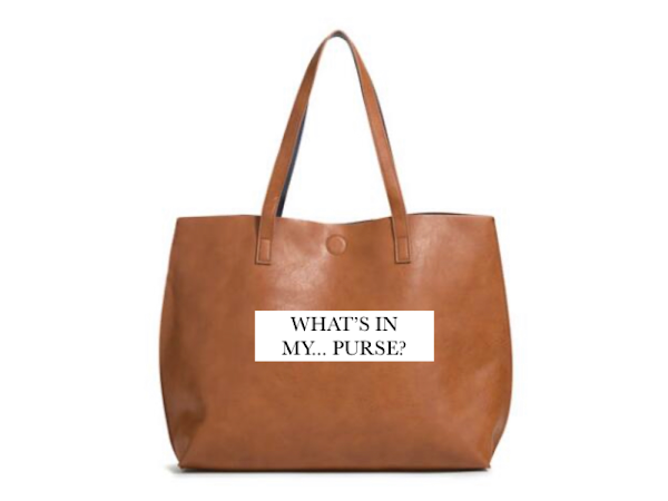 What's In My... Purse