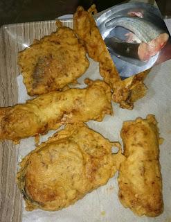 Crispenic fish recipe
