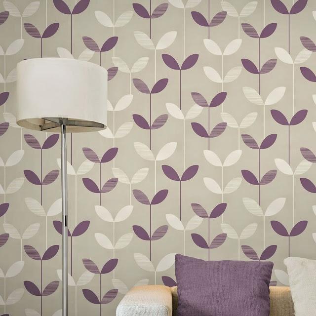 pastel purple wallaper