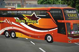 Bus 3 Sugeng Rahayu by Moez Edane