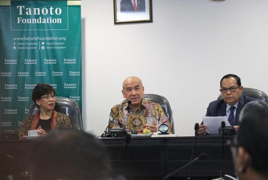 Tingkatkan Kualitas Pendidikan Dasar, Organisasi Filantropi Sukanto Tanoto Jalin Kerja Sama dengan Universitas Negeri Yogyakarta