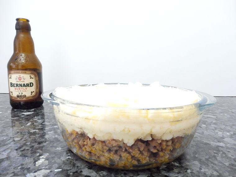 PUNTXET Receta de pastel de carne a la cerveza, colabora www.birrabox.com #receta #recipe #cerveza #beer #carne #meat #homemade #food #yummy