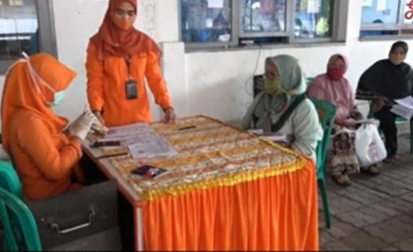 Kantor Pos Padangsidimpuan Mulai Salurkan Bst Suluh Sumatera