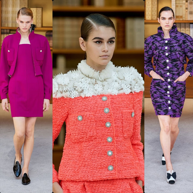 Chanel Haute Couture Fall-Winter 2019-2020. RUNWAY MAGAZINE ® Collections. RUNWAY NOW / RUNWAY NEW