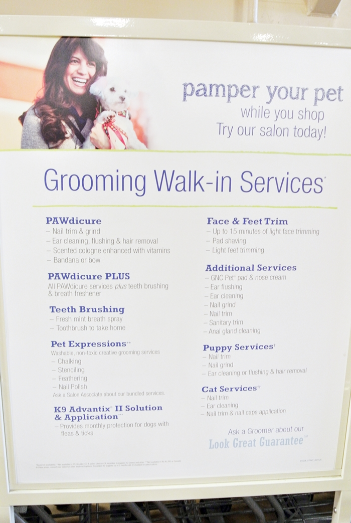 How to be a Top Dog with PetSmart Grooming! PetSmart Grooming Review