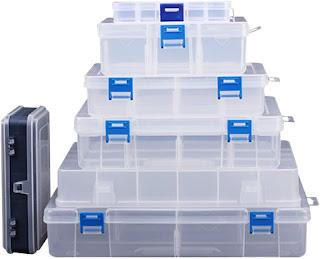 cajas de herramientas para guardar juegos de mesa