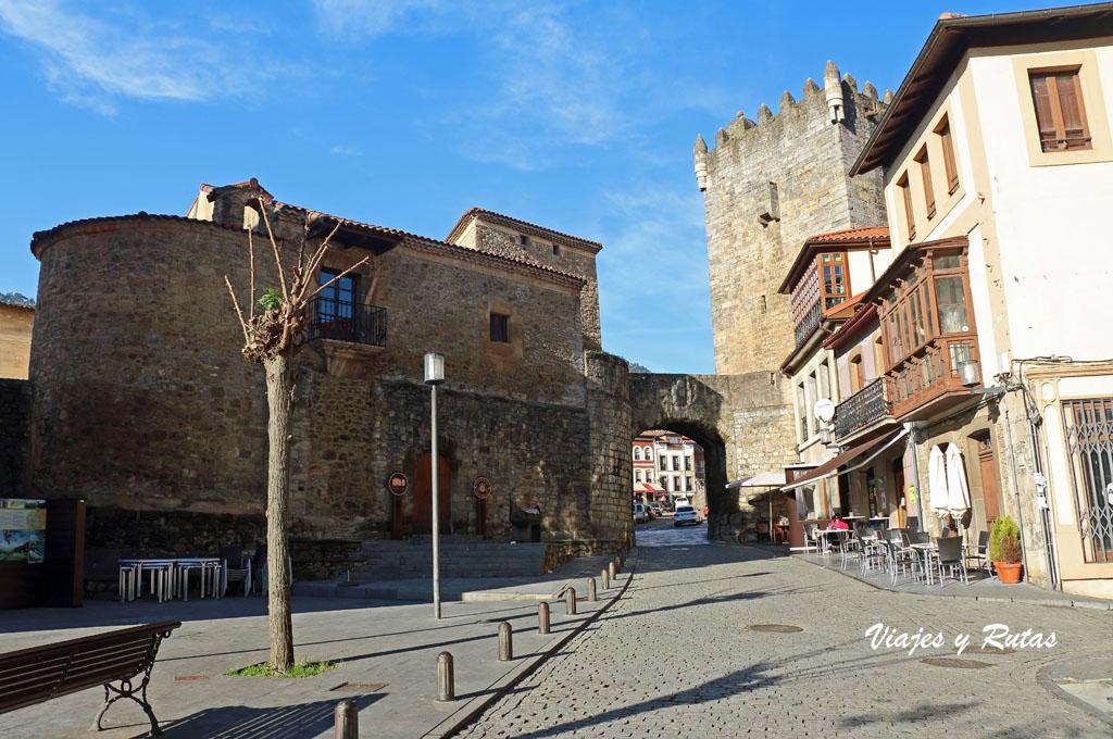 Palacio Valdés-Salas de Salas, Asturias