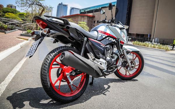 As motos mais vendidas do Brasil em janeiro de 2021