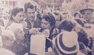 Νερό Καματερού: 41 χρόνια από τότε που οι Έλληνες δάγκωναν ο ένας τα χέρια του άλλου για ένα μπουκάλι