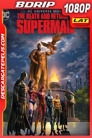 The Death and Return of Superman (2019) 1080p BDrip Latino – Ingles